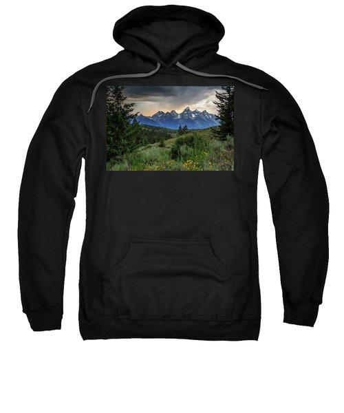 Grand Stormy Sunset Sweatshirt