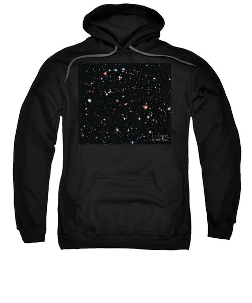Hubble Extreme Deep Field Sweatshirt