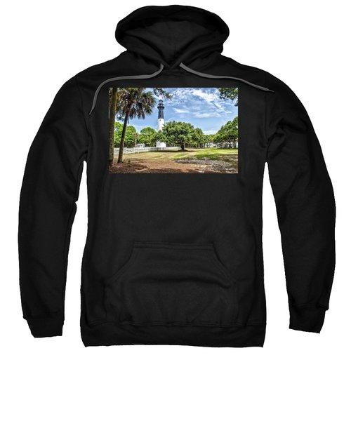 Hunting Island Lighthouse Sweatshirt