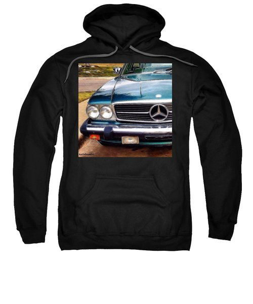 I Love #vintage #cars (and Jewelry Too) Sweatshirt