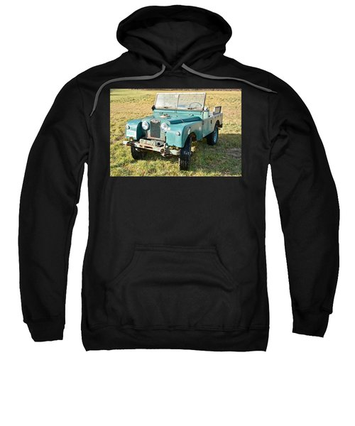 Land Rover Sweatshirt