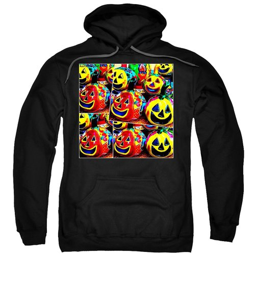 May Your #halloween Be Extra #colorful Sweatshirt