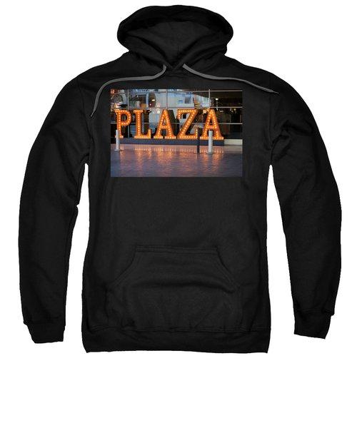 Neon Plaza Sweatshirt