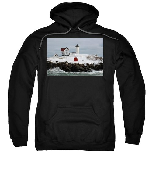 Nubble Point Maine Sweatshirt