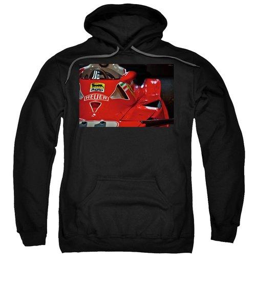Number 11 By Niki Lauda #print Sweatshirt