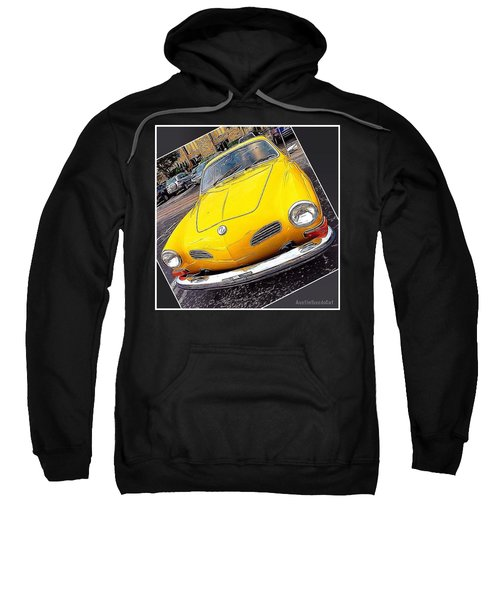 Photoshopping The #yellow #karminnghia Sweatshirt