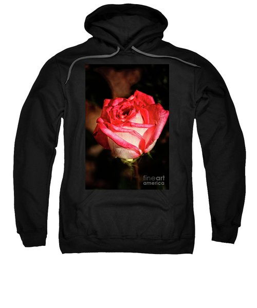 Red Rose Bud Sweatshirt