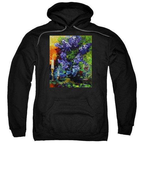 Lilacs Sweatshirt