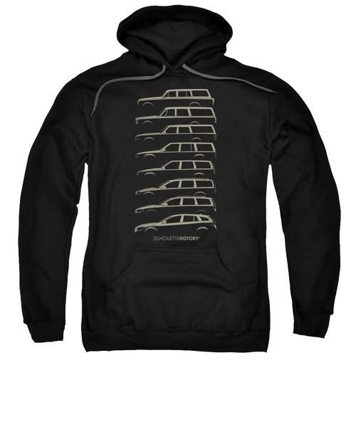 Scandinavian Wagon Silhouettehistory Sweatshirt