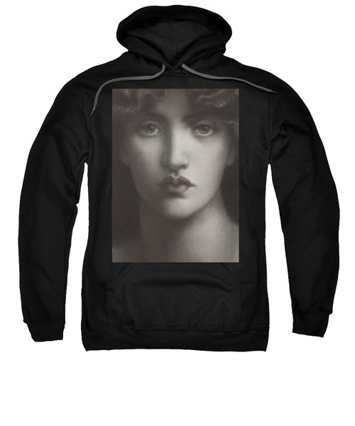 Study Of Jane Morris Sweatshirt