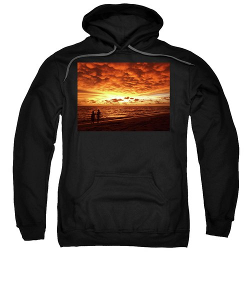 Sunset Before The Storm Sweatshirt