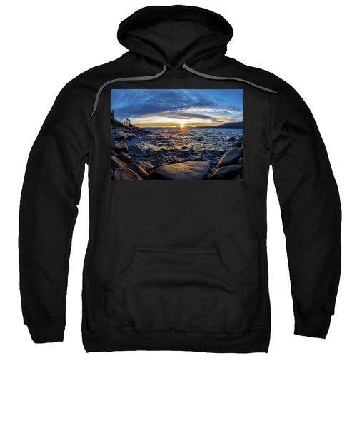 Tahoe Sunset Sweatshirt