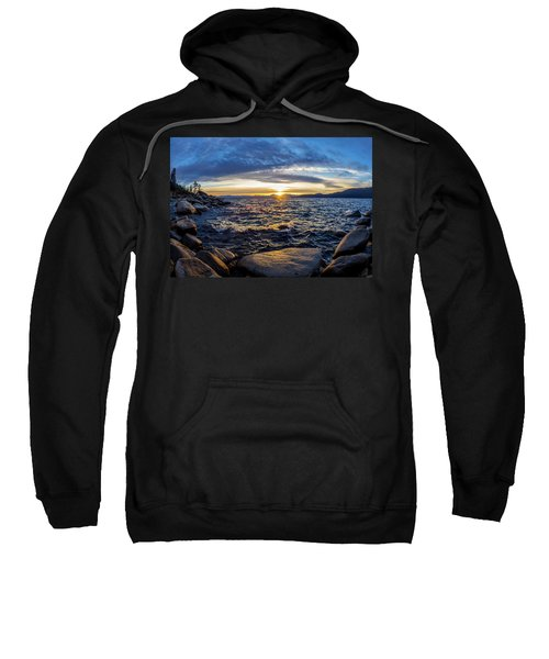 Tahoe Sunset Sweatshirt