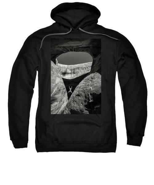 Teardrop Arch Sweatshirt