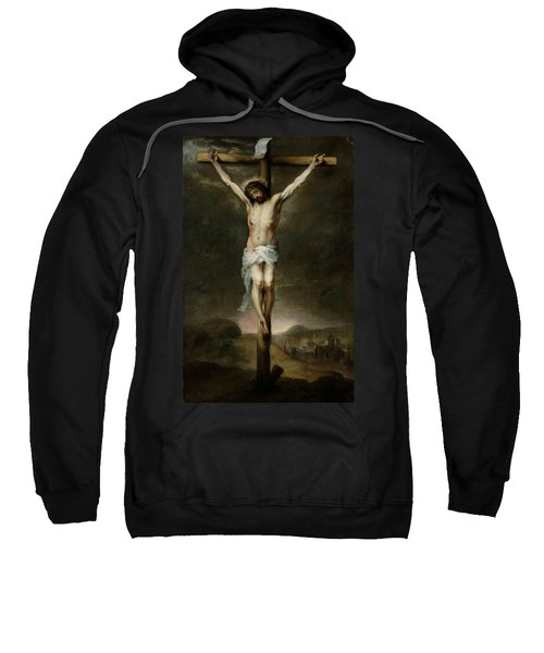 The Crucifixion Sweatshirt