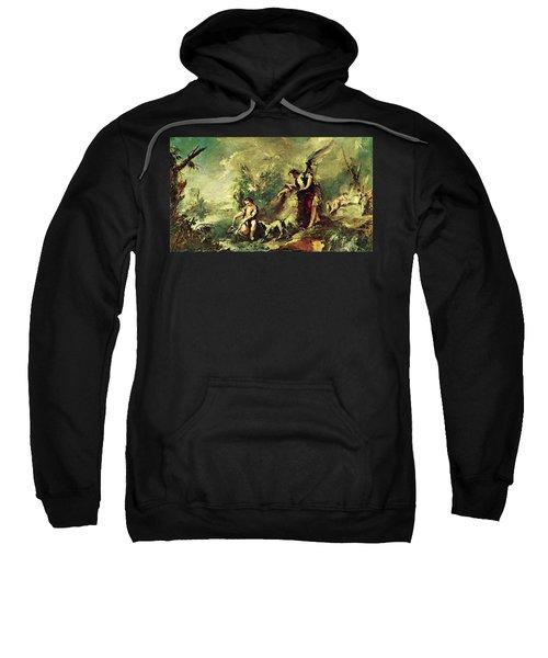 Tobias Fishing Sweatshirt