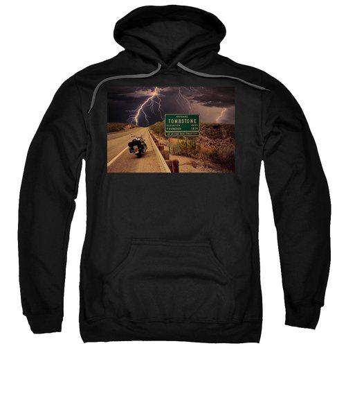 Trouble In Tombstone Sweatshirt