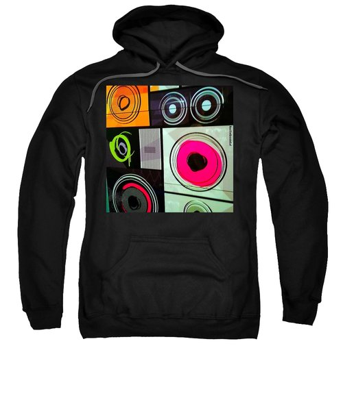 Wishing You #sweet #colorful #dreams Sweatshirt