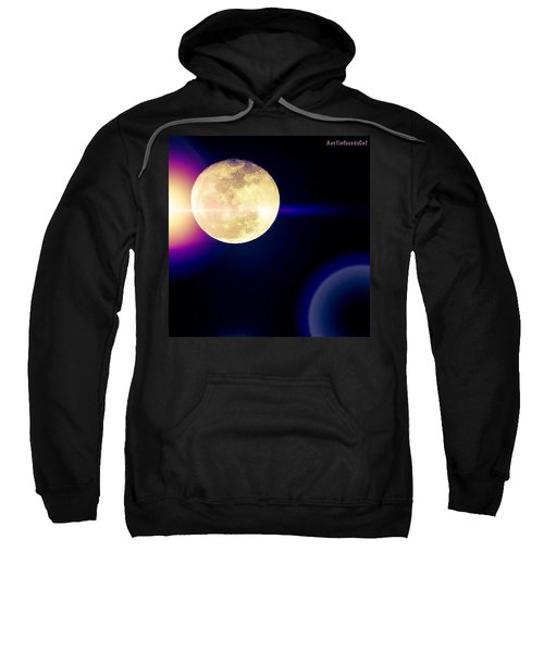 Wouldn't It Be Great If The #moon And Sweatshirt