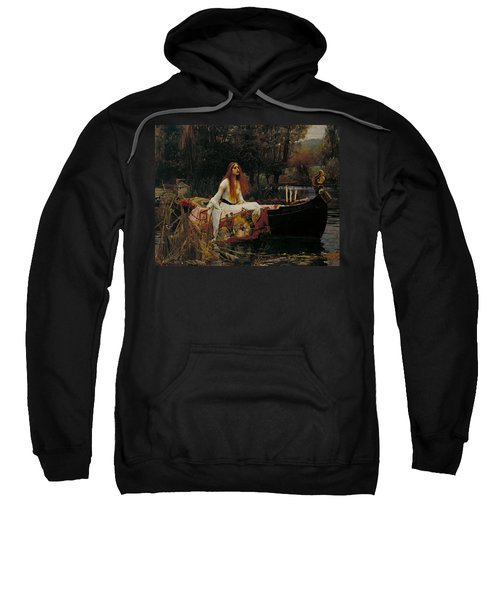 The Lady Of Shalott Sweatshirt