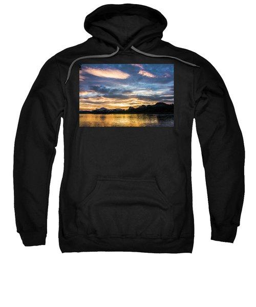 Sunrise Scenery In The Morning Sweatshirt