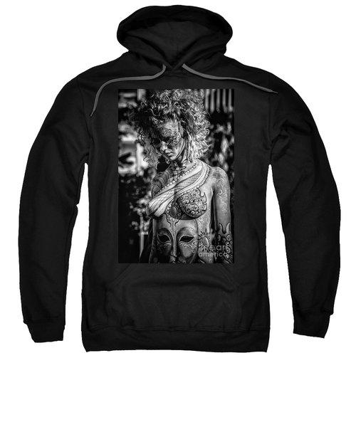 Bodypainting Sweatshirt