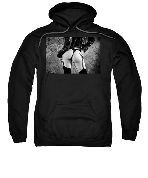 Pretty Things Are Going To Hell Sweatshirt