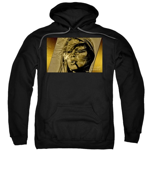 Brigitte Bardot Collection Sweatshirt by Marvin Blaine