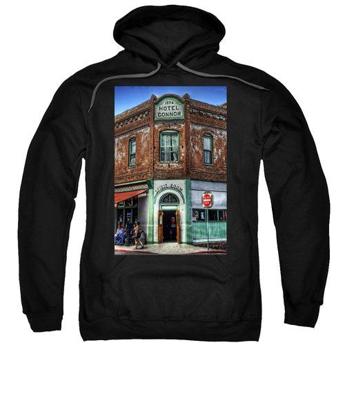 1898 Hotel Connor - Jerome Arizona Sweatshirt