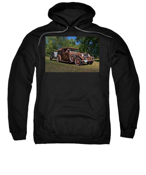1928 Oldsmobile Camper Special Sweatshirt