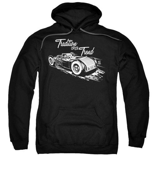 1929 Roadster Design Sweatshirt