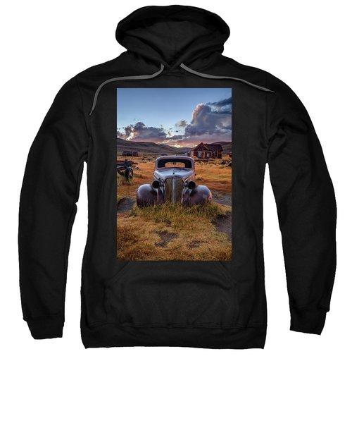 1937 Chevy At Sunset Sweatshirt