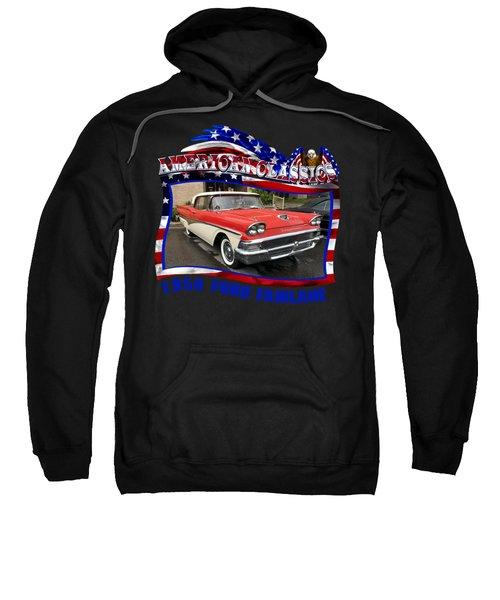 1958 Ford Fairlane Nelson Sweatshirt