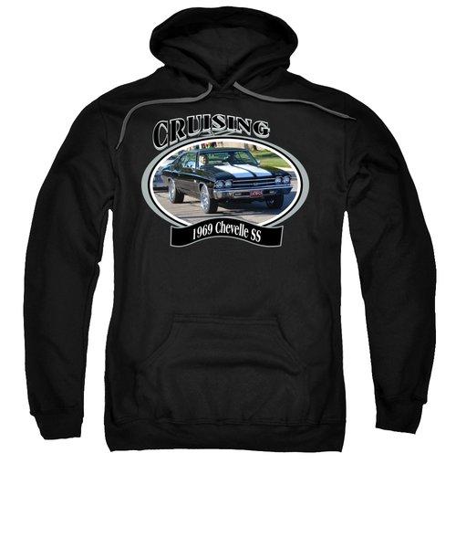 1969 Chevelle Ss Nuckolls Sweatshirt