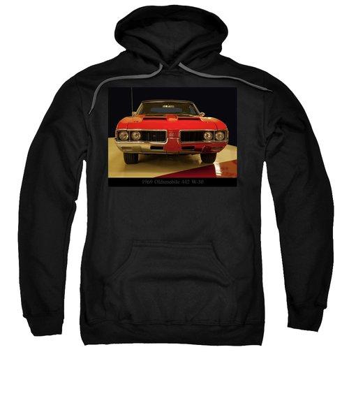 1969 Oldsmobile 442 W-30 Sweatshirt
