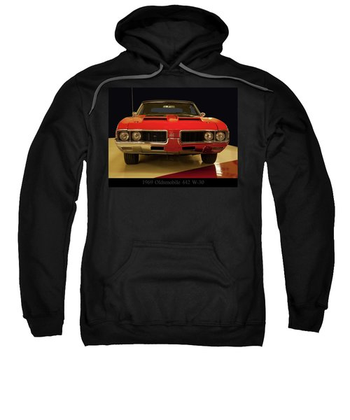 1969 Oldsmobile 442 W-30 Sweatshirt