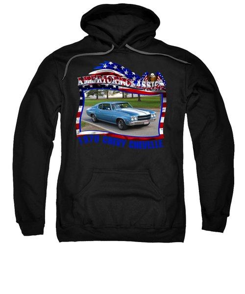 1970 Chevy Chevelle Allen Sweatshirt