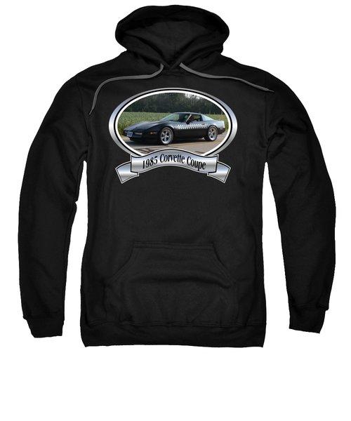 1985 Corvette Coupe Chapman Sweatshirt