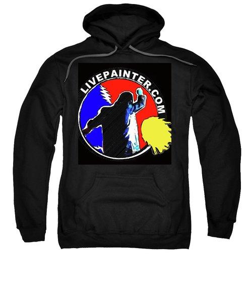1st Live Painter Logo Sweatshirt