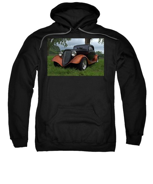 1934 Ford Hot Rod Coupe Sweatshirt