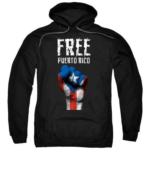 Free Puerto Rico Sweatshirt
