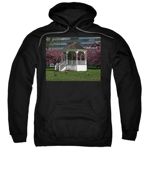 Gazebo In The Park Sweatshirt