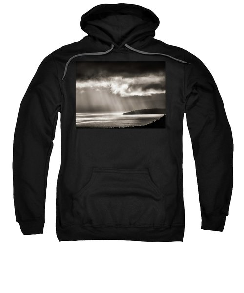 Lake Tahoe Storm Sweatshirt