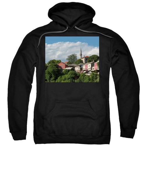 Mostar, Bosnia And Herzegovina Sweatshirt