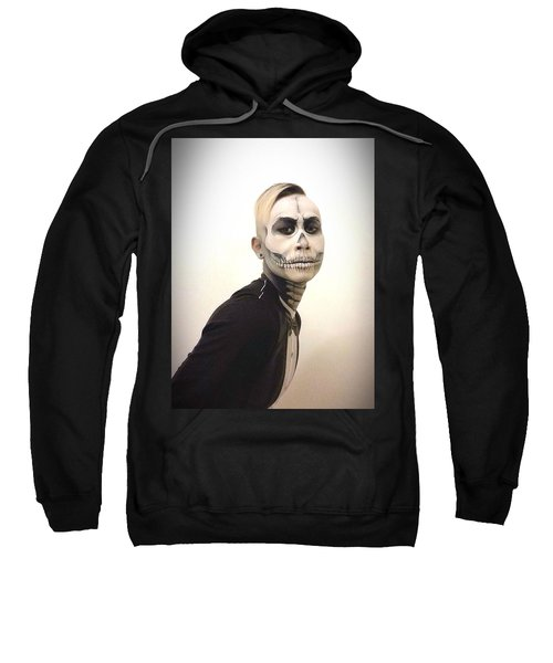 Skull And Tux Sweatshirt by Kent Chua