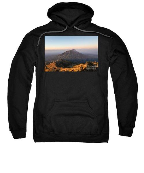 Sunrise Over Java In Indonesia Sweatshirt