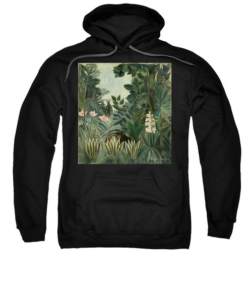 The Equatorial Jungle Sweatshirt