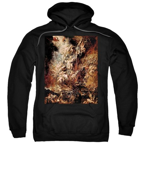 The Fall Of The Damned Sweatshirt