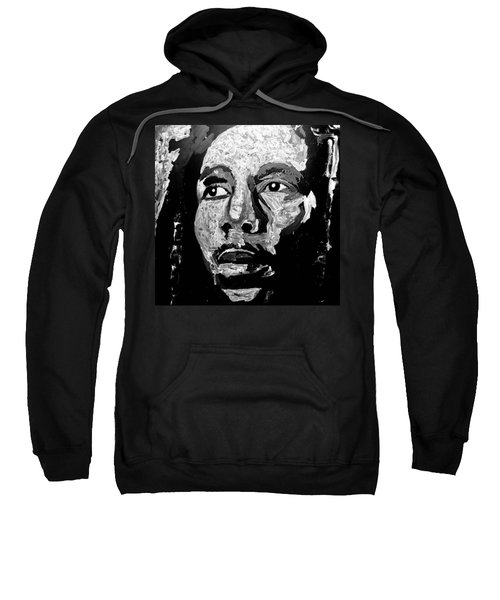 Tribute To Bob Marley Sweatshirt