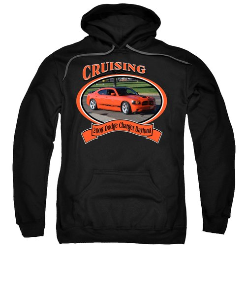 2008 Dodge Charger Daytona Couch Sweatshirt